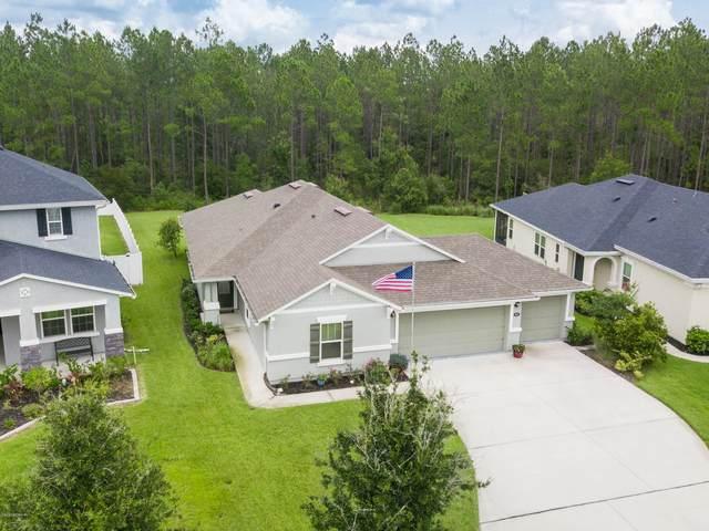 418 E Teague Bay Dr, St Augustine, FL 32092 (MLS #1062217) :: 97Park