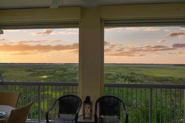 425 Ocean Grande Dr #302, Ponte Vedra Beach, FL 32082 (MLS #1062231) :: Noah Bailey Group