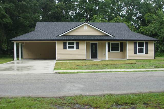 27160 New Front St, Hilliard, FL 32046 (MLS #1062236) :: Noah Bailey Group