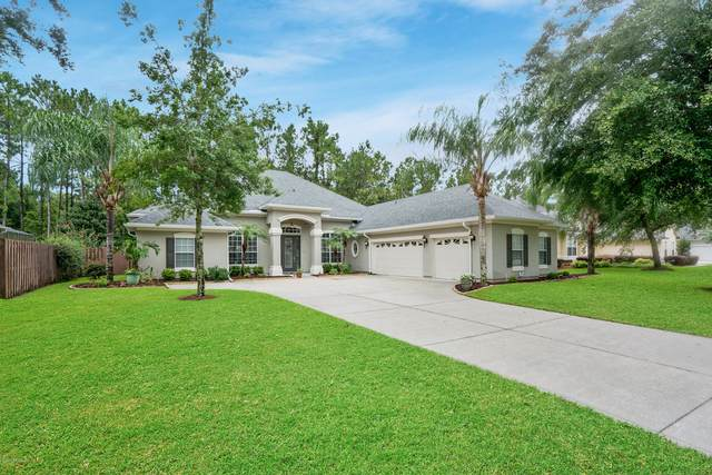 1330 Garrison Dr, St Augustine, FL 32092 (MLS #1062245) :: The Every Corner Team