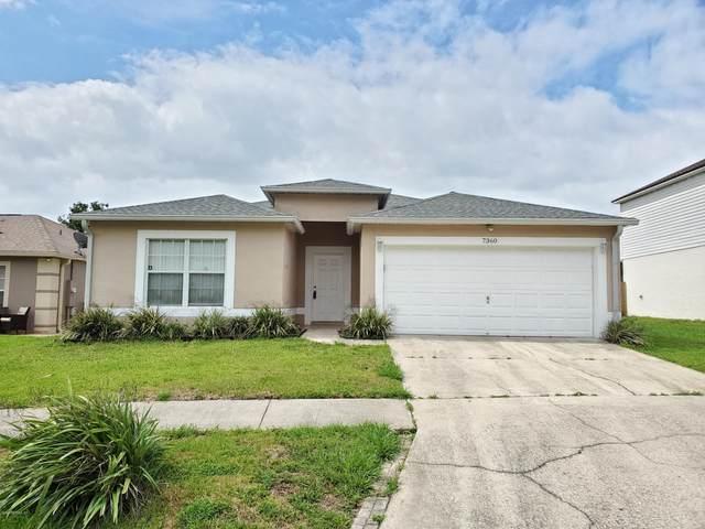 7360 Lawn Tennis Ln, Jacksonville, FL 32277 (MLS #1062256) :: Berkshire Hathaway HomeServices Chaplin Williams Realty