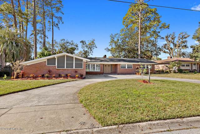 6834 La Loma Dr, Jacksonville, FL 32217 (MLS #1062268) :: The Hanley Home Team