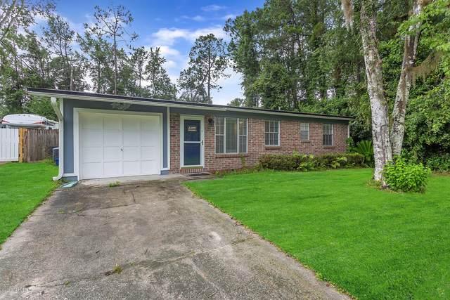 580 Blairmore Blvd W, Orange Park, FL 32073 (MLS #1062297) :: The Hanley Home Team