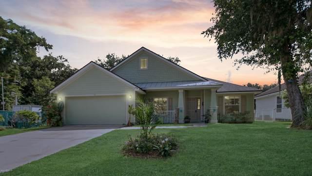 224 Roaring Brook Dr, St Augustine, FL 32084 (MLS #1062374) :: The Hanley Home Team