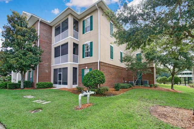 785 Oakleaf Plantation Pkwy #1124, Orange Park, FL 32065 (MLS #1062395) :: The Hanley Home Team