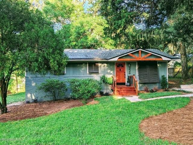 226 Benjamin St, Fernandina Beach, FL 32034 (MLS #1062402) :: Berkshire Hathaway HomeServices Chaplin Williams Realty
