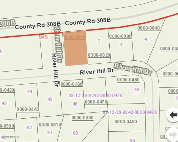 LOT#1 River Hill Drive Ct, Welaka, FL 32193 (MLS #1062472) :: Oceanic Properties