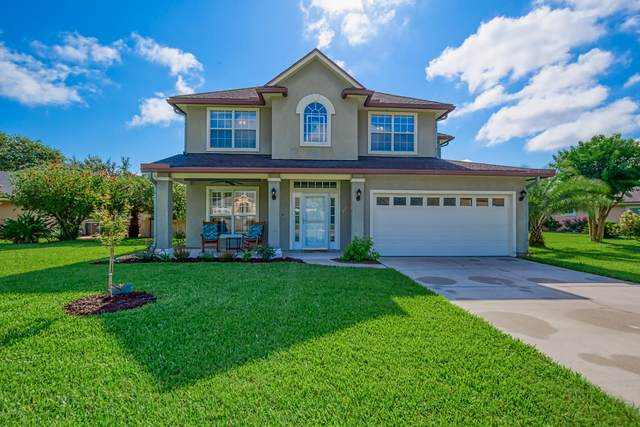 87506 Creekside Dr, Yulee, FL 32097 (MLS #1062480) :: Berkshire Hathaway HomeServices Chaplin Williams Realty