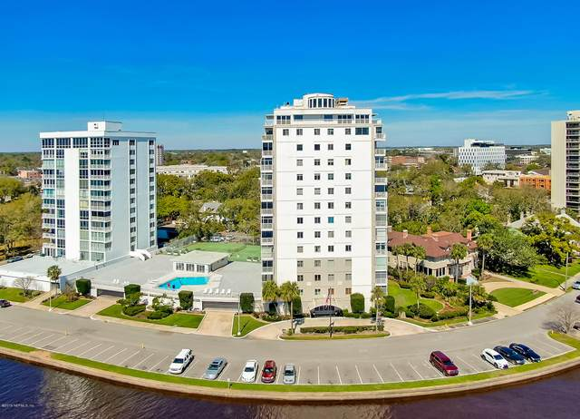 1560 Lancaster Ter #604, Jacksonville, FL 32204 (MLS #1062486) :: The Perfect Place Team