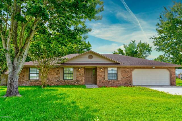 1581 Rusty Rail Rd, Jacksonville, FL 32225 (MLS #1062494) :: The Hanley Home Team