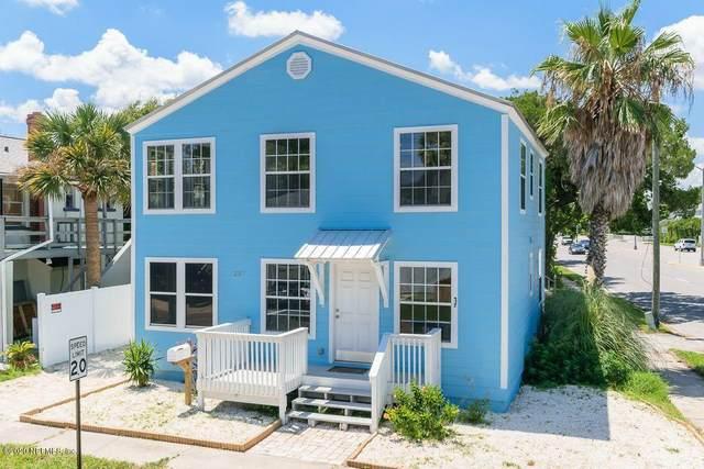 237 Oleander St, Neptune Beach, FL 32266 (MLS #1062515) :: Keller Williams Realty Atlantic Partners St. Augustine