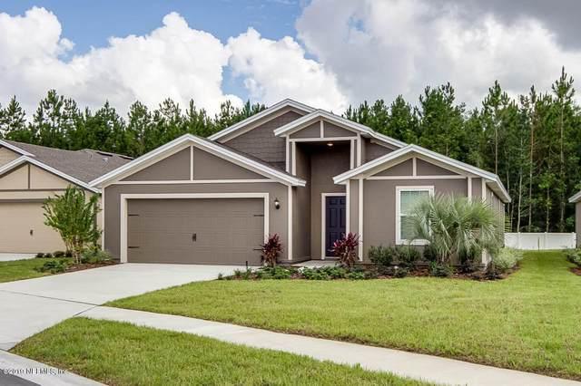 8564 Lake George Cir W, Macclenny, FL 32063 (MLS #1062522) :: The Hanley Home Team