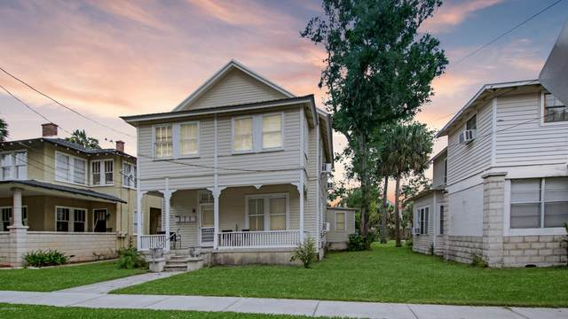 8 Rohde Ave, St Augustine, FL 32084 (MLS #1062524) :: Olson & Taylor | RE/MAX Unlimited