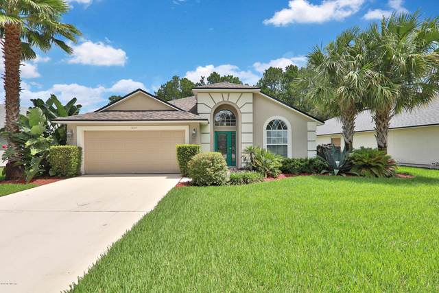 1644 Austin Ln, St Augustine, FL 32092 (MLS #1062532) :: The Hanley Home Team