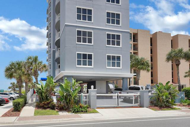 205 1ST St S #301, Jacksonville Beach, FL 32250 (MLS #1062573) :: The Volen Group, Keller Williams Luxury International