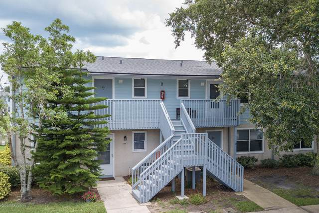 700 W Pope Rd B12, St Augustine, FL 32080 (MLS #1062604) :: The Volen Group, Keller Williams Luxury International