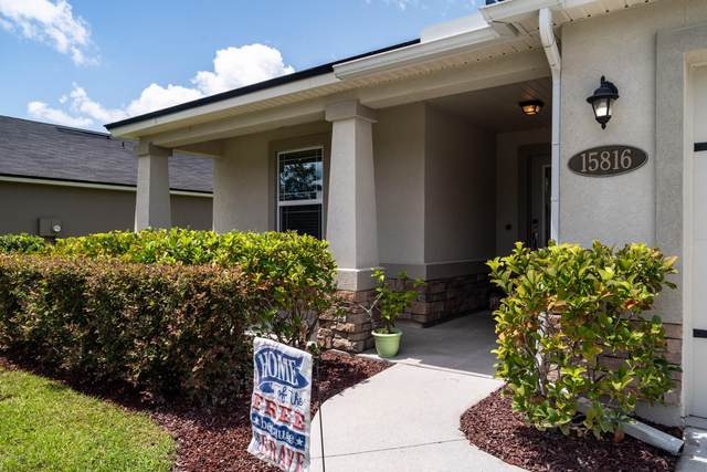15816 Twin Creek Dr, Jacksonville, FL 32218 (MLS #1062626) :: Berkshire Hathaway HomeServices Chaplin Williams Realty