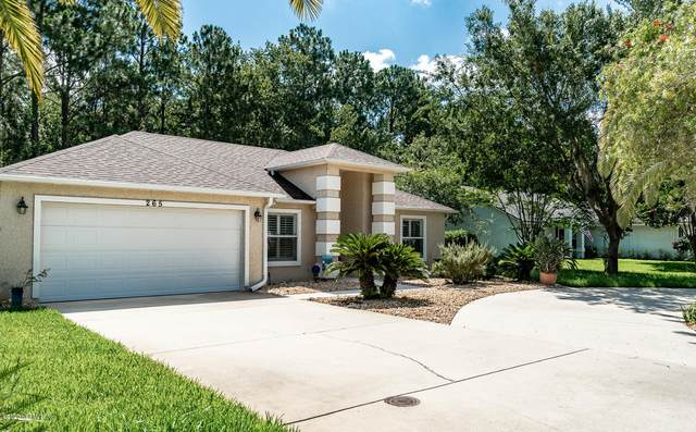 265 N Churchill Dr, St Augustine, FL 32086 (MLS #1062633) :: The Volen Group, Keller Williams Luxury International