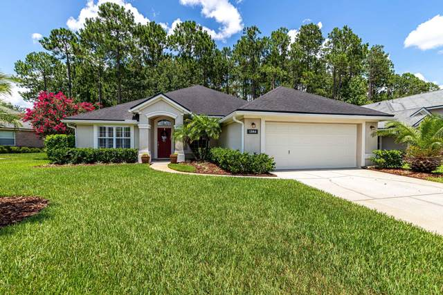 1564 W Windy Willow Dr, St Augustine, FL 32092 (MLS #1062665) :: The Hanley Home Team