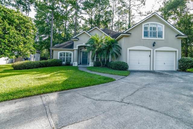 1719 Secluded Woods Way, Fleming Island, FL 32003 (MLS #1062790) :: The Perfect Place Team