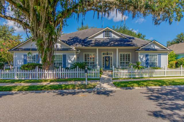 1808 Moorings Cir, Middleburg, FL 32068 (MLS #1062795) :: The Volen Group, Keller Williams Luxury International