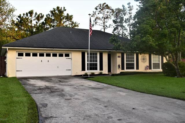636 Cozybrook Ln, Fleming Island, FL 32003 (MLS #1062848) :: The Hanley Home Team