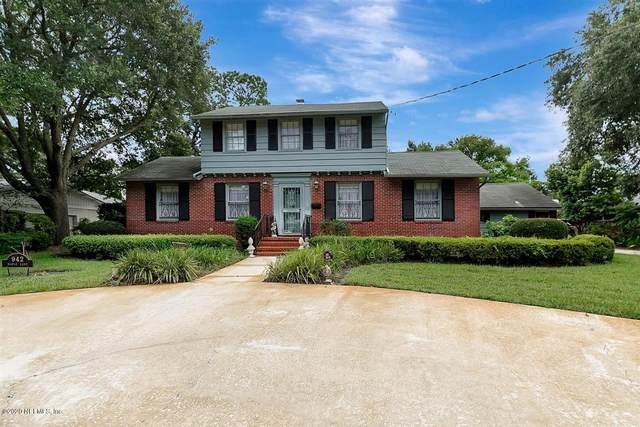 942 Maple Ln, Jacksonville, FL 32207 (MLS #1062849) :: Memory Hopkins Real Estate