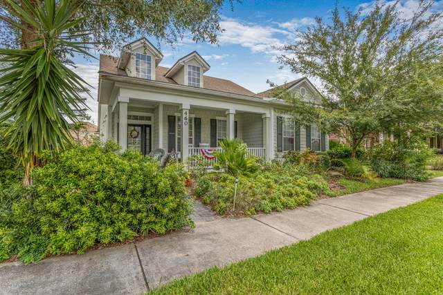460 High Tide Dr, St Augustine, FL 32080 (MLS #1062876) :: The Every Corner Team