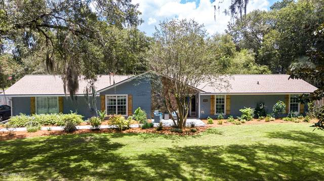 2491 Windwood Ln, Orange Park, FL 32073 (MLS #1062937) :: The Hanley Home Team