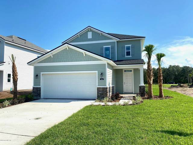 54 St Barts Ave, St Augustine, FL 32080 (MLS #1062941) :: The Hanley Home Team