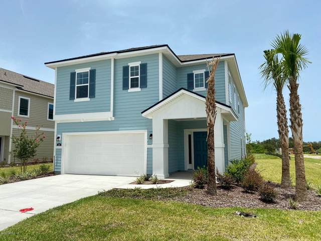 86 St Barts Ave, St Augustine, FL 32080 (MLS #1062946) :: The Hanley Home Team