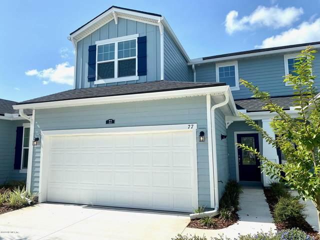 77 Leeward Island Dr, St Augustine, FL 32080 (MLS #1062967) :: The Hanley Home Team