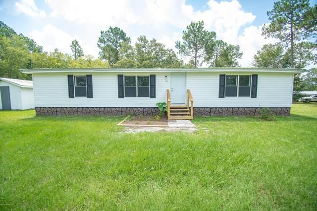 5174 Violet Ln, Macclenny, FL 32063 (MLS #1062995) :: The Hanley Home Team