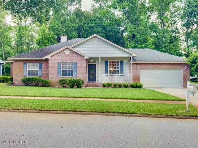 12426 Dunraven Trl, Jacksonville, FL 32223 (MLS #1063031) :: Memory Hopkins Real Estate