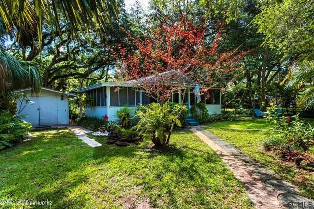 5 Seminole Ave, Palm Coast, FL 32137 (MLS #1063078) :: Berkshire Hathaway HomeServices Chaplin Williams Realty