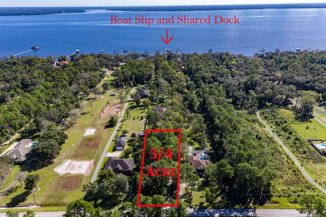 4745-A Raggedy Point Rd, Orange Park, FL 32003 (MLS #1063137) :: The Hanley Home Team