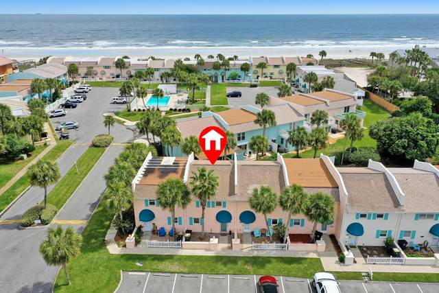 2233 Seminole Rd #37, Atlantic Beach, FL 32233 (MLS #1063138) :: The Volen Group, Keller Williams Luxury International