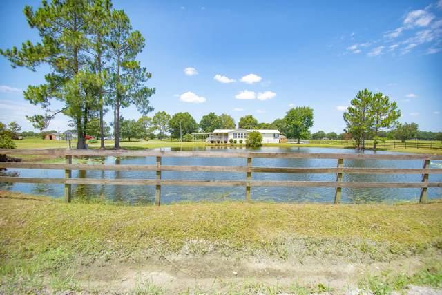 7340 Bill Davis Rd, Glen, FL 32040 (MLS #1063150) :: The Hanley Home Team