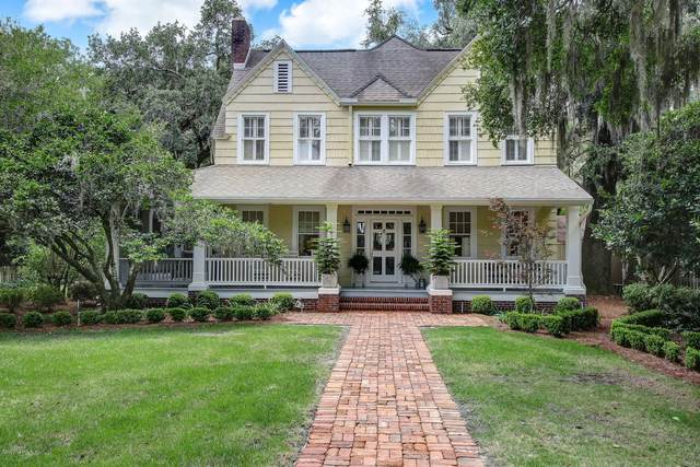 4612 Ortega Blvd, Jacksonville, FL 32210 (MLS #1063182) :: The Coastal Home Group