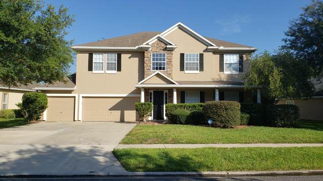 684 Wakeview Dr, Orange Park, FL 32065 (MLS #1063193) :: The DJ & Lindsey Team