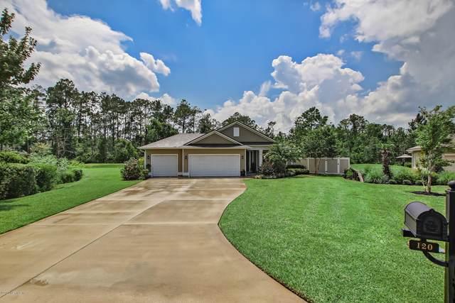 120 Diamond Lake Dr, St Augustine, FL 32084 (MLS #1063241) :: The Hanley Home Team