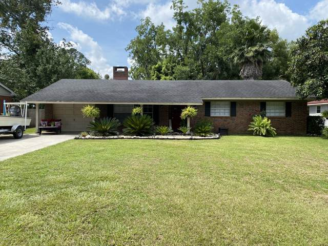 214 Martha St SE, Live Oak, FL 32064 (MLS #1063292) :: Berkshire Hathaway HomeServices Chaplin Williams Realty