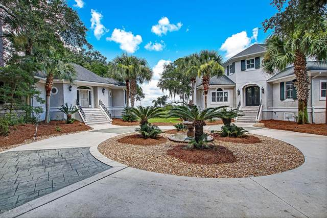 7 Sound Point Pl, Fernandina Beach, FL 32034 (MLS #1063610) :: The Hanley Home Team