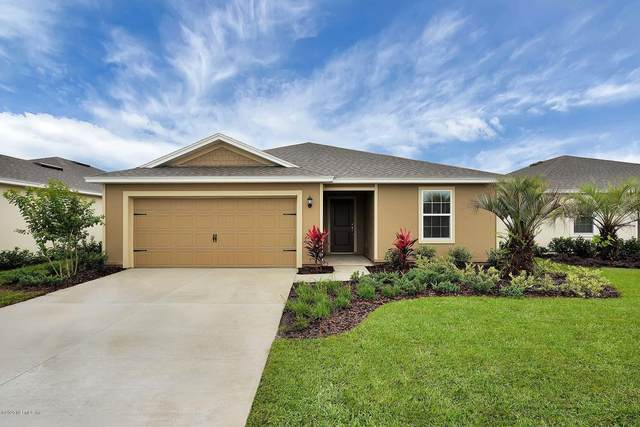 8626 Lake George Cir W, Macclenny, FL 32063 (MLS #1063618) :: Ponte Vedra Club Realty