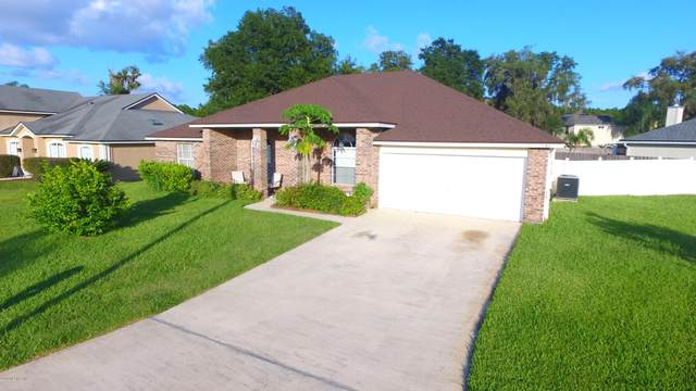 2492 Glenfield Dr, GREEN COVE SPRINGS, FL 32043 (MLS #1063707) :: Berkshire Hathaway HomeServices Chaplin Williams Realty