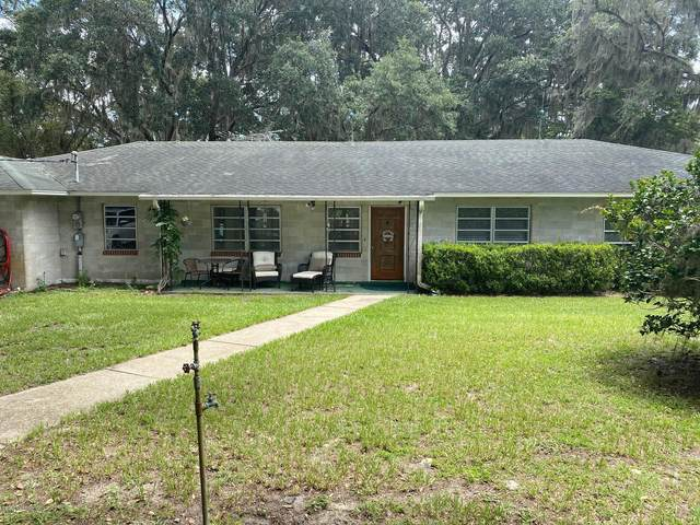 525 N State Road 21 N, Hawthorne, FL 32640 (MLS #1063728) :: The Perfect Place Team