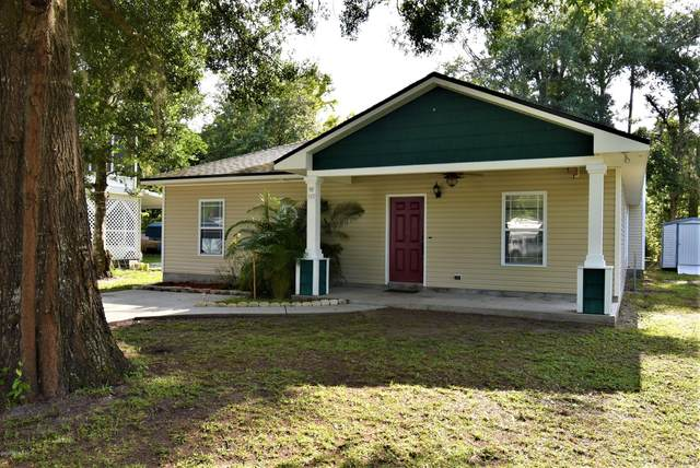 519 Jack Ln, Satsuma, FL 32189 (MLS #1063747) :: The DJ & Lindsey Team
