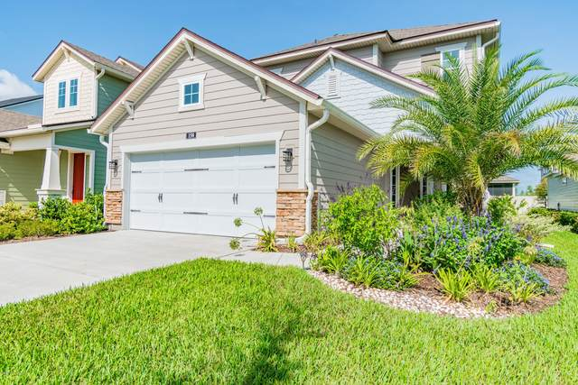 158 Tabby Lake Ave, St Augustine, FL 32092 (MLS #1063795) :: The Hanley Home Team