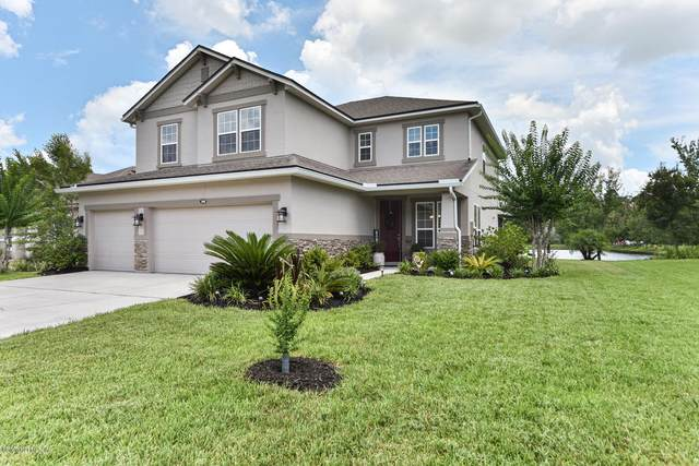 100 Fever Hammock Dr, St Johns, FL 32259 (MLS #1063808) :: The Hanley Home Team