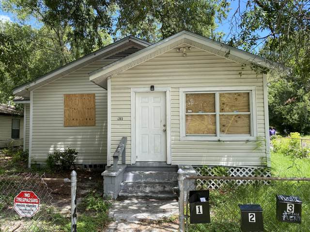1703 W 2ND St, Jacksonville, FL 32209 (MLS #1063886) :: The Perfect Place Team
